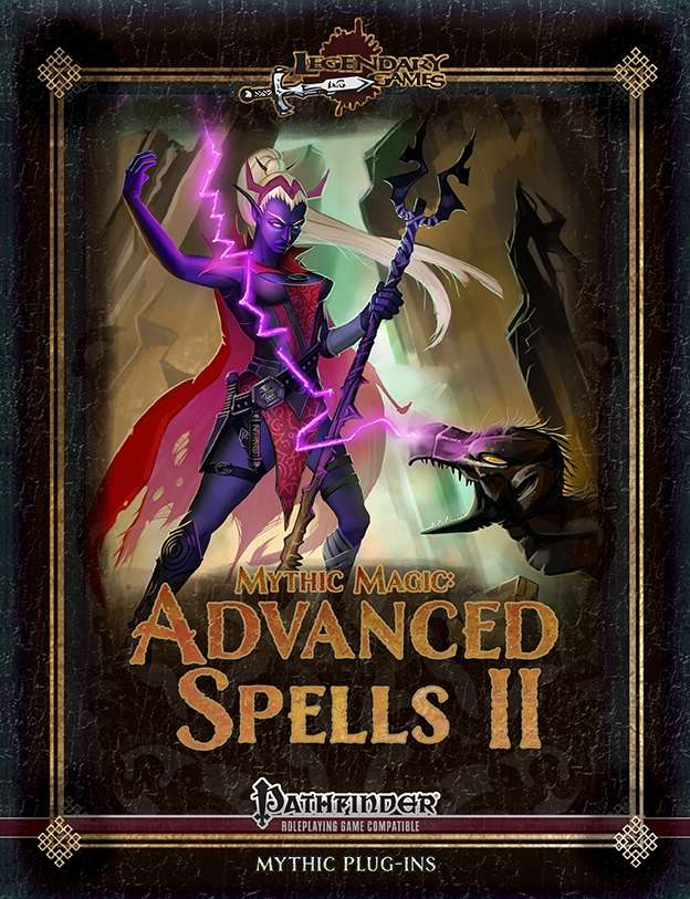 Mythic Magic: Advanced Spells II