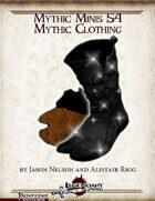 Mythic Minis 54: Mythic Clothing