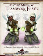 Mythic Minis 57: Teamwork Feats
