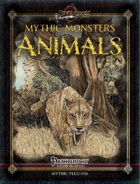 Mythic Monsters #28: Animals