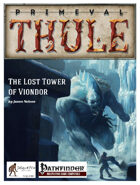 The Lost Tower of Viondor - Pathfinder
