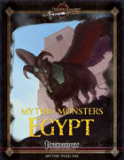 Mythic Monsters #34: Egypt