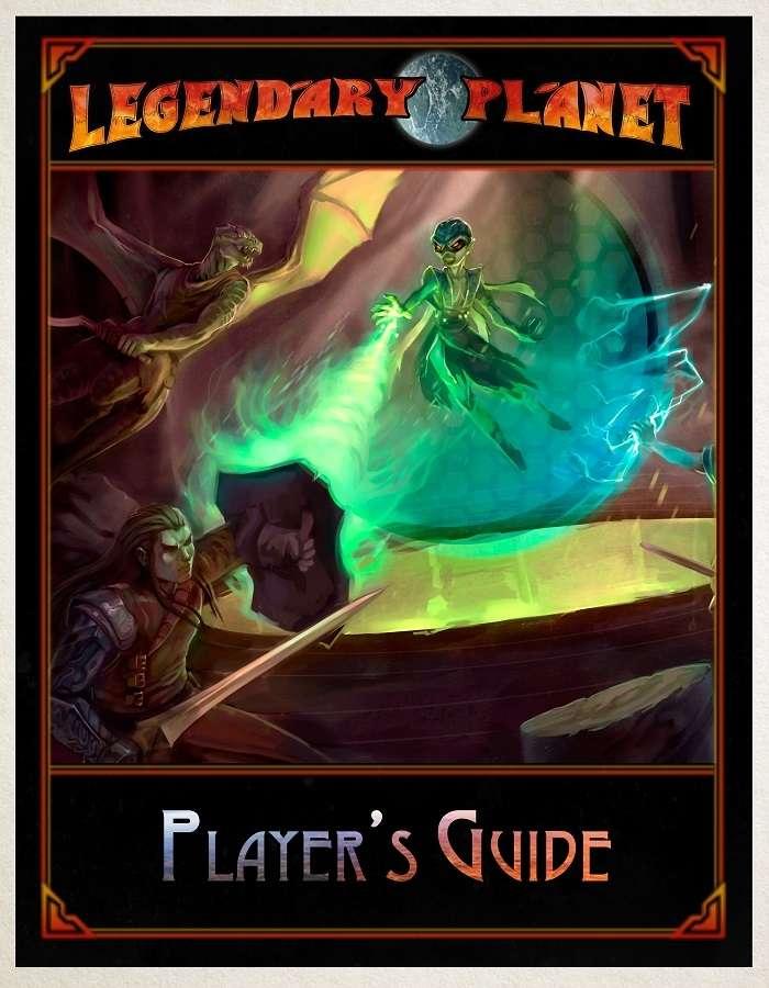 Legendary Planet Player's Guide (5E)