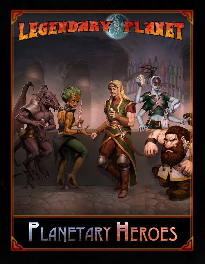 Planetary Heroes