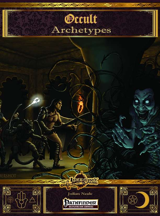 Occult Archetypes - Legendary Games | Occult Plug-Ins ...