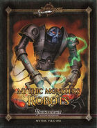 Mythic Monsters #37: Robots
