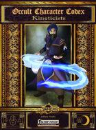 Occult Character Codex [BUNDLE]