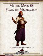 Mythic Minis 88: Feats of Misdirection