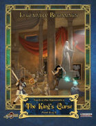 Trail of the Apprentice: The King's Curse (5E)