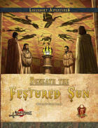 Beneath the Festered Sun (5E)