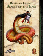 Beasts of Legend: Beasts of the East (5E)