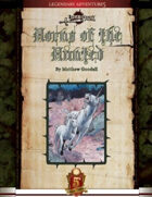 Horns of the Hunted (5E)