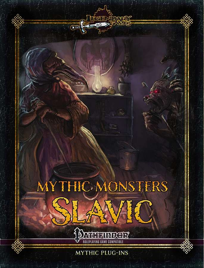 Mythic Monsters #39: Slavic