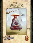 The Way of Ki (5E)