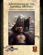 Meditations of the Imperial Mystics (5E)