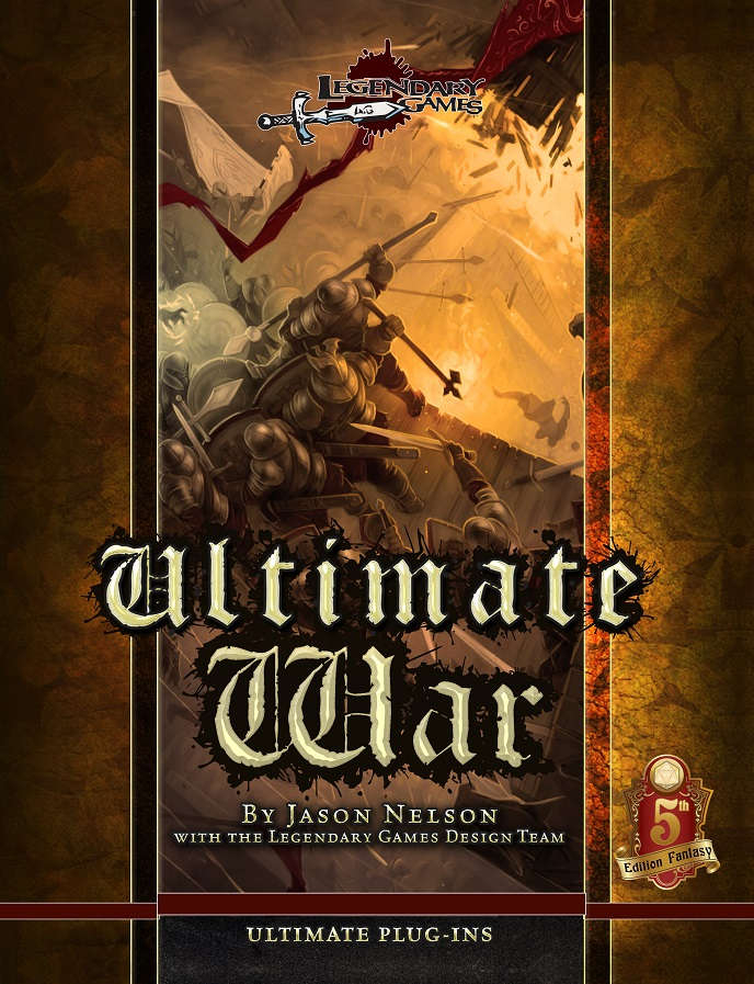 Ultimate War (5E) - Legendary Games | Ultimate Plug-Ins