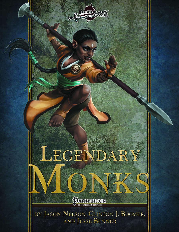 Legendary Monks - Legendary Games | Far East Plug-Ins | Legendary