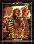 Mythic Monsters #47: Greek
