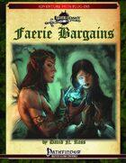 Faerie Bargains