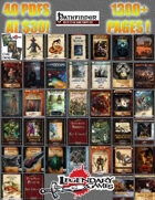 30 for 40 Pathfinder MEGA-BUNDLE [BUNDLE]