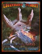 Legendary Worlds: Carsis (Starfinder)