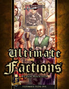 Ultimate Factions (5E)