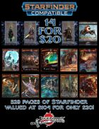 Starfinder Super-Bundle [BUNDLE]