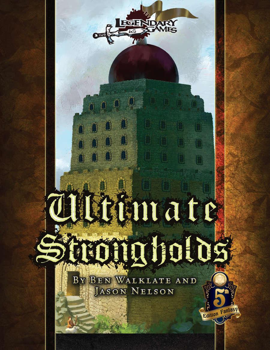 Ultimate Strongholds (5E) - Legendary Games   Ultimate Plug