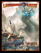 Legendary Worlds: Calcarata (Starfinder)