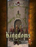 Kingdoms: Settlement Record Sheet