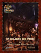 Aegis of Empires 3: When Comes the Moon (PF2)