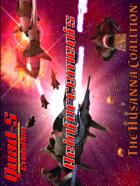 Quad-S: Evolution - Husanna Coalition Reinforcements