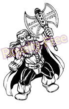 Always Royalty Free Images - Image #7 - Dwarf Battle Cry