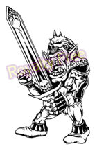 Always Royalty Free Images - Image #13 - Goblin Warrior