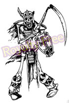 Always Royalty Free Images - Image #19 - Skeleton Warrior