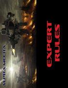 Alpha Mecha - Mech Combat - Expert Set