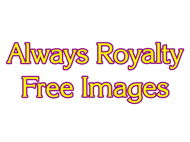 Always Royalty Free Images