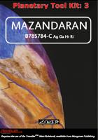 Planetary Tool Kit 3: Mazandaran