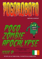 Pogoroboto issue 1