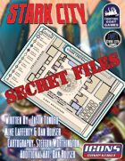 Stark City: Secret Files #2 Stark Central Station