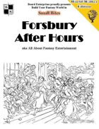 Forsbury After Dark aka All About Fantasy Entertainment