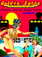 Golden Agers: Aladdin and the Magic Lamp (in color)