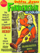 Golden Agers: Frankenstein (in color)