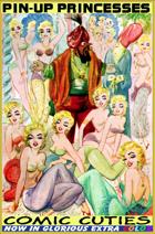 Pin-Up Princesses: Comic Cuties (in color)