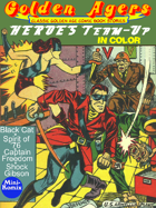 Golden Agers: Heroes Team-Up (in color)