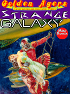 Golden Agers: Strange Galaxy