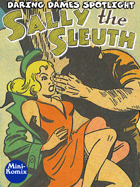 Daring Dames Spotlight: Sally the Sleuth