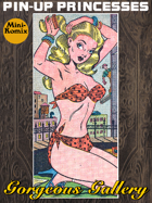Pin-Up Princesses: Gorgeous Gallery