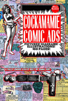 Cockamamie Comic Ads