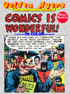 Golden Agers: Comics Is Wonderful (in color)